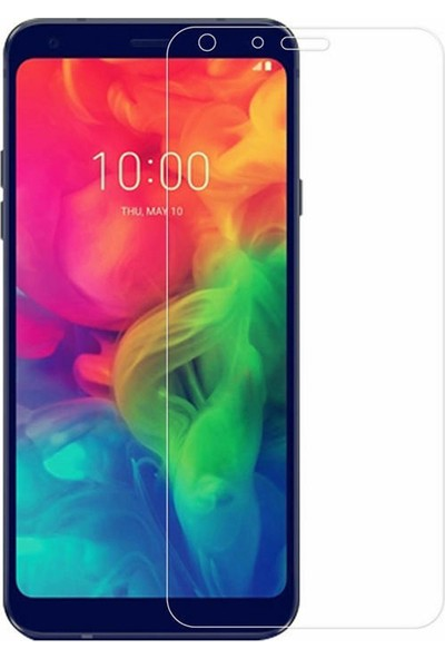 Microcase LG Q7 Plus Nano Glass Ekran Koruma Filmi