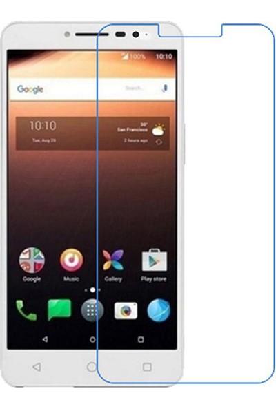 Microcase Alcatel A3 XL Nano Glass Ekran Koruma Filmi