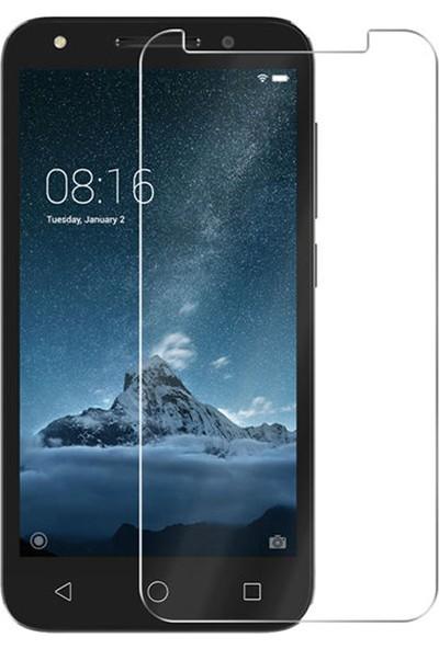 Microcase Alcatel U5 Nano Glass Ekran Koruma Filmi