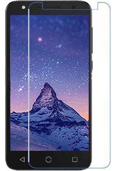Microcase Alcatel U5 HD Nano Glass Ekran Koruma Filmi