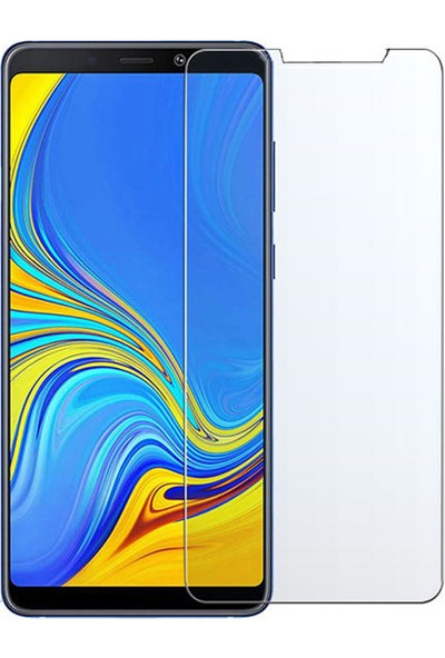Microcase Samsung Galaxy A9 2018 Nano Glass Ekran Koruma Filmi