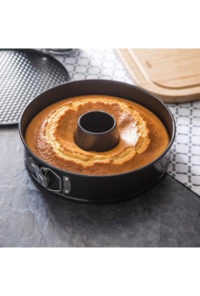 Nehir Mutfak Teflon Kelepçeli Kek Kalıbı 26 cm,Kek Kalıbı,