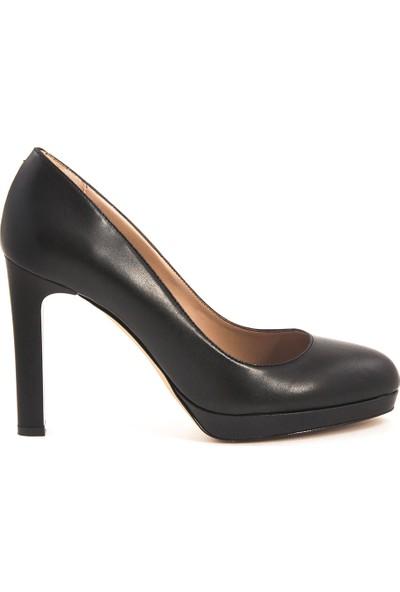 Kemal Tanca Siyah 23685 Stiletto