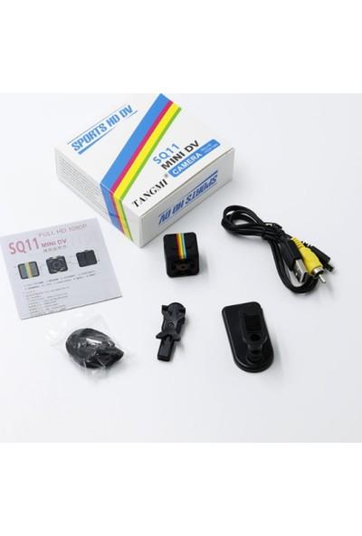 Herşeyciden Son Model Gece Görüşlü Hareket Sensörlü Mini Kamera