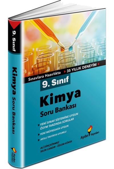 Aydın Yayınları 9.Sınıf Kimya Soru Bankası