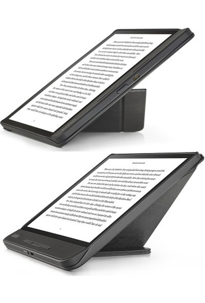 Kobo Forma 8'' E-Kitap Okuyucu Origami Kılıf Siyah