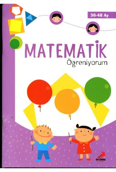 Erdem Yayınları 3-4 Yaş Matematik Öğreniyorum