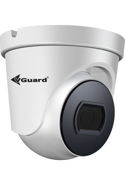 Vguard Vg 235 Df 2Mp Ip 3.6Mm Sabit Lens H.265 + Akıllı Dome Güvenlik Kamerası