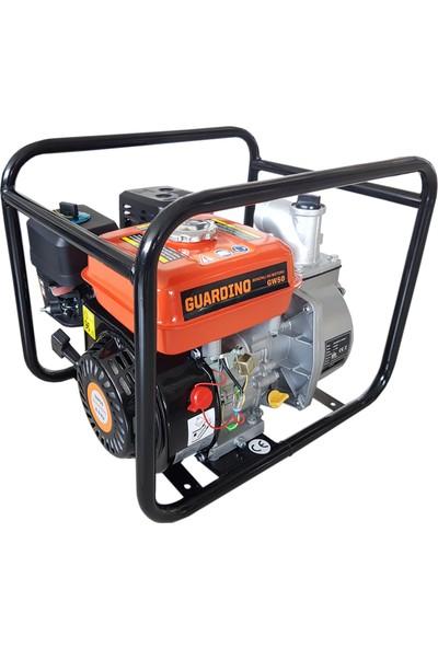 Guardino GW50 2'' 6,5 Hp Benzinli Su Motoru