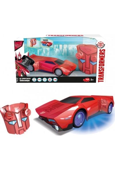 Transformers Sideswipe RC Turbo Racer Uzaktan Kumandalı Araç