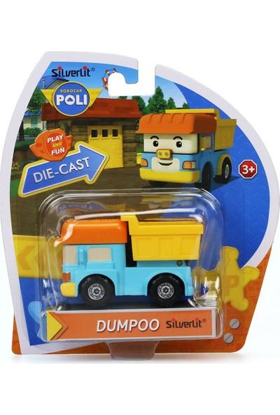 Robocar Poli Metal Araç Dumpoo Figür 83164