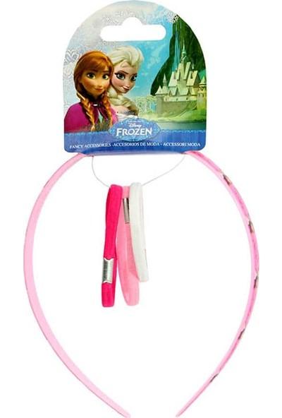 Disney Frozen Taç Ve Lastik Toka WD17901