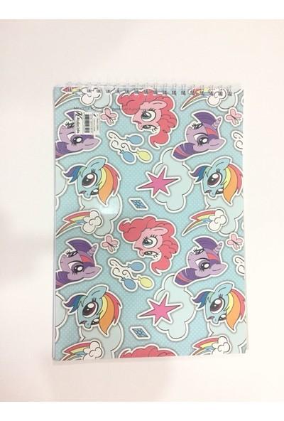 My Little Pony 17 x 24 cm Resim Defteri 37556