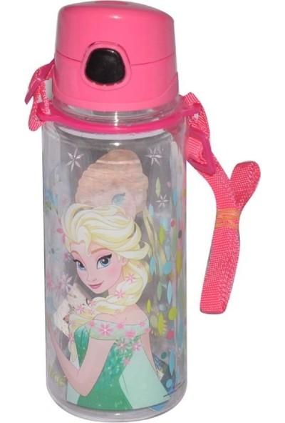 Disney Frozen Elsa Şeffaf Matara 78728