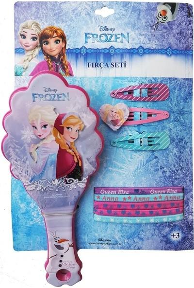 Disney Frozen Elsa Fırça Toka Seti
