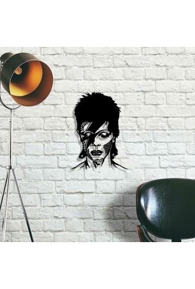 Metalitive David Bowie Metal Tablo