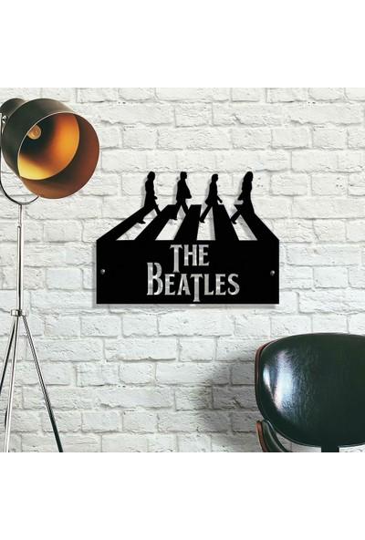 Metalitive Beatles V1 Metal Tablo