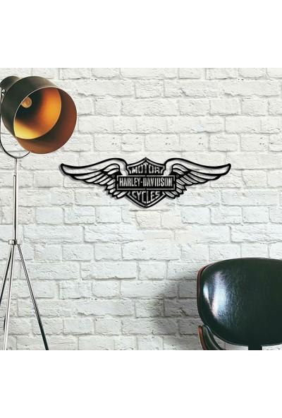 Metalitive Harley Davidson V1 Metal Tablo