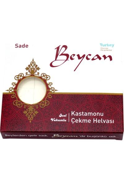Beycan Çekme Helva 100 gr Vakumlu Sade