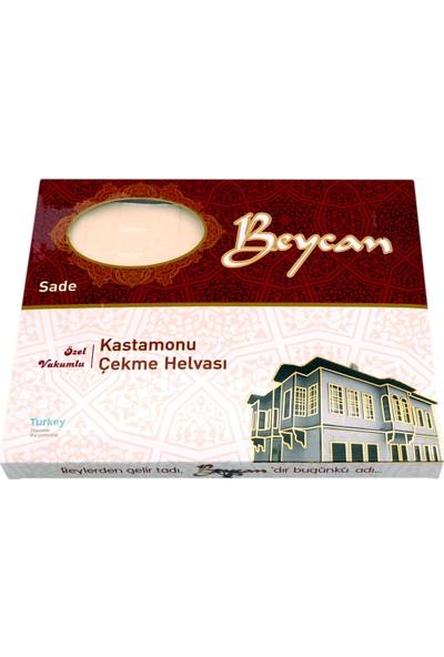 Beycan Çekme Helva 500 gr Sade Vakumlu
