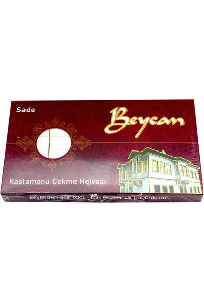 Beycan Çekme Helva 800 gr Vakumsuz Sade