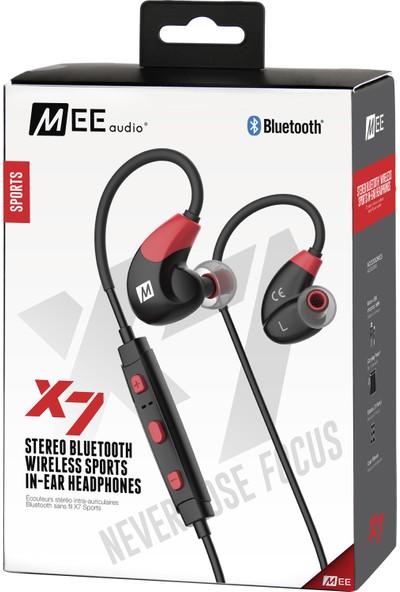 MEE Audio X7 Bluetooth Kulaklık - Kırmızı