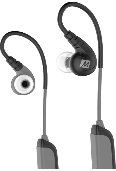 MEE Audio X8 Bluetooth Kulaklık - Gri