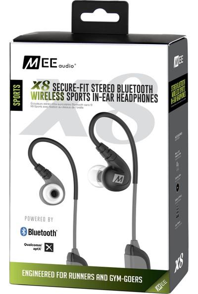 MEE Audio X8 Bluetooth Kulaklık - Gri