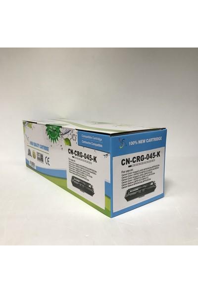 GörkemBüro® for Canon MF633CDW/MF635CX/LBP611CN CRG-045 Toner Siyah