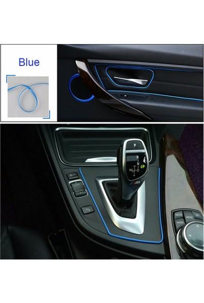 3M Mavi 5 Metre Fitilli Yeni Nesil Araç İçi İp Şerit Torpido Fitili