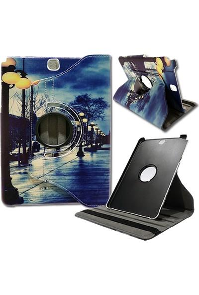 "Mopal Samsung Galaxy Tab T550 9,7"" 360 Derece Kılıf Stand MD75"