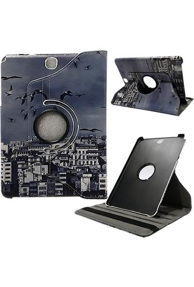 "Mopal Samsung Galaxy Tab T550 9,7"" 360 Derece Kılıf Stand MD66"