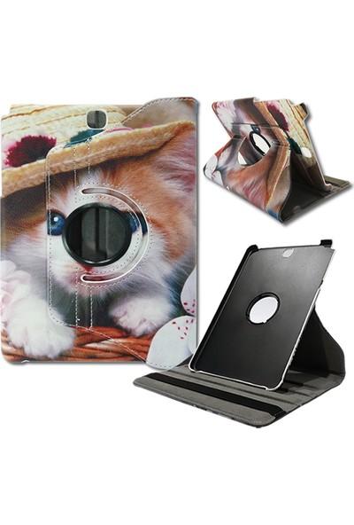 """Mopal Samsung Galaxy Tab T815 T810 T813 T817 9,7"""" Tablet Kılıfı MD77"""