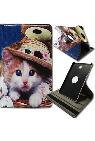 """Mopal Samsung Galaxy Tab T210 Döner Standlı 7"""" Tablet Kılıfı MD91"""
