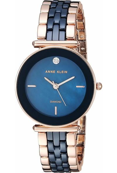 Anne Klein AK-3158NVRG Kadın Kol Saati