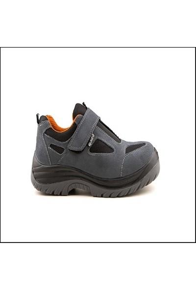 Hds 2012 S1P Süet Ayakkabı
