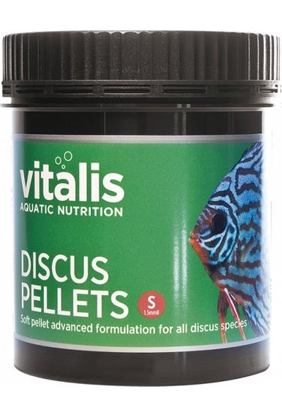 Vitalis Discus Pellets 300Gr Small 1,5Mm