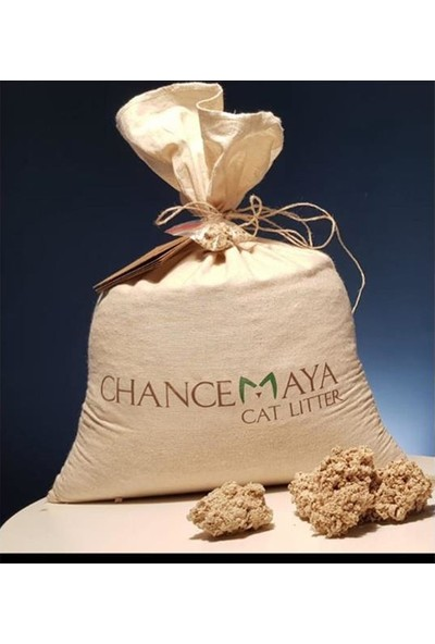 Chance Maya Organik Kedi Kumu 10Lt