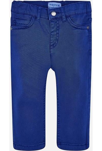 Mayoral 5 Cepli Fitilli Erkek Pantolon 00501 Koyu Mavi