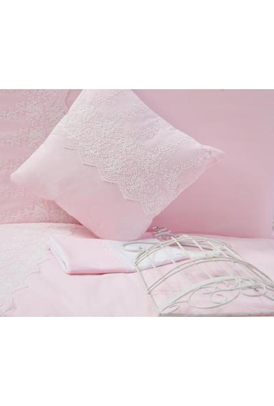 Pierre Cardin Sweet Pink Bebek Beşik Uyku Seti 75 x 130 cm