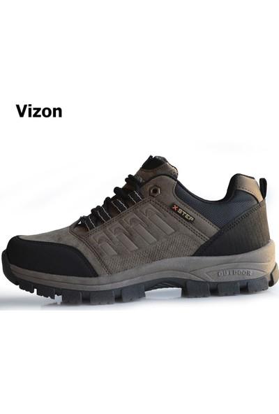 X-Step Su Geçirmez 5 Renk X5 Kışlık Erkek Kar Ayakkabı Bot Kmp