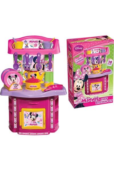 Minnie Mouse Şef Mutfak Set