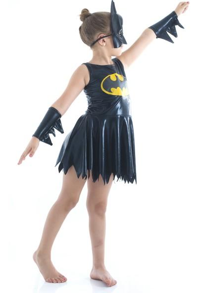 Tülü Akkoç Batman Kız Kostümü (Batgirl)