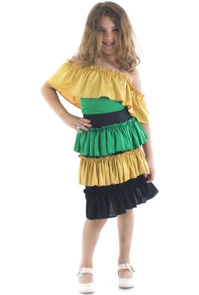 Tülü Akkoç Brezilya Kostümü