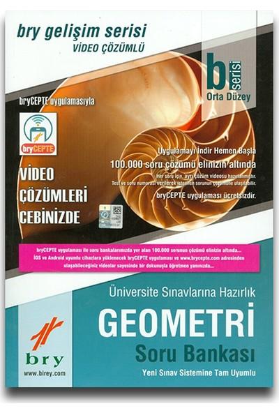 Birey YKS Gelişim Geometri Soru Bankası B Serisi Orta Düzey