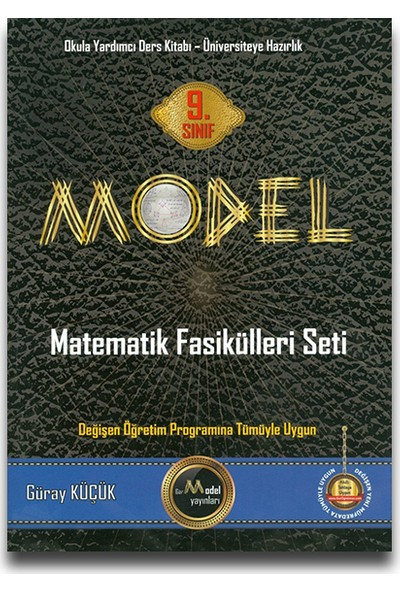 Gür Model 9. Sınıf Matematik Fasikülleri Seti