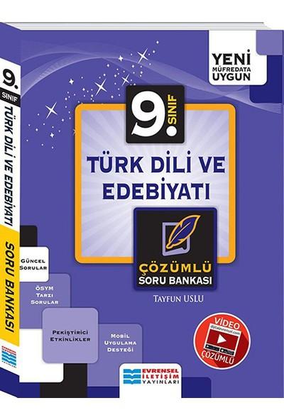 Evrensel 9. Sınıf Türk Dili ve Edebiyatı Soru Bankası