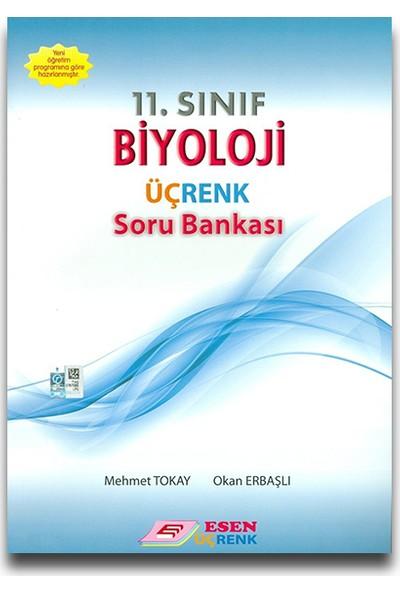 Esen Üçrenk 11. Sınıf Biyoloji Soru Bankası