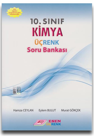 Esen Üçrenk 10. Sınıf Kimya Soru Bankası