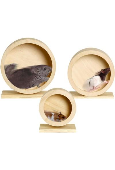 Karlie Ahşap Hamster Tekeri 15Cm